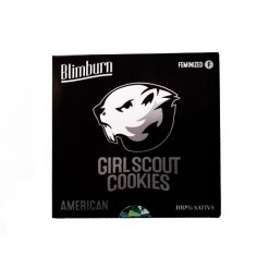 Семена Girl Scout BlimBurn Seeds Гроушоп AvingudaHaze.com
