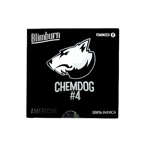 Семена Chemgog#4 BlimBurn Seeds Гроушоп AvingudaHaze.com