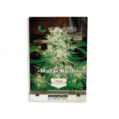 Купить семена Mazar Kush World of Seeds Гроушоп AvingudaHaze